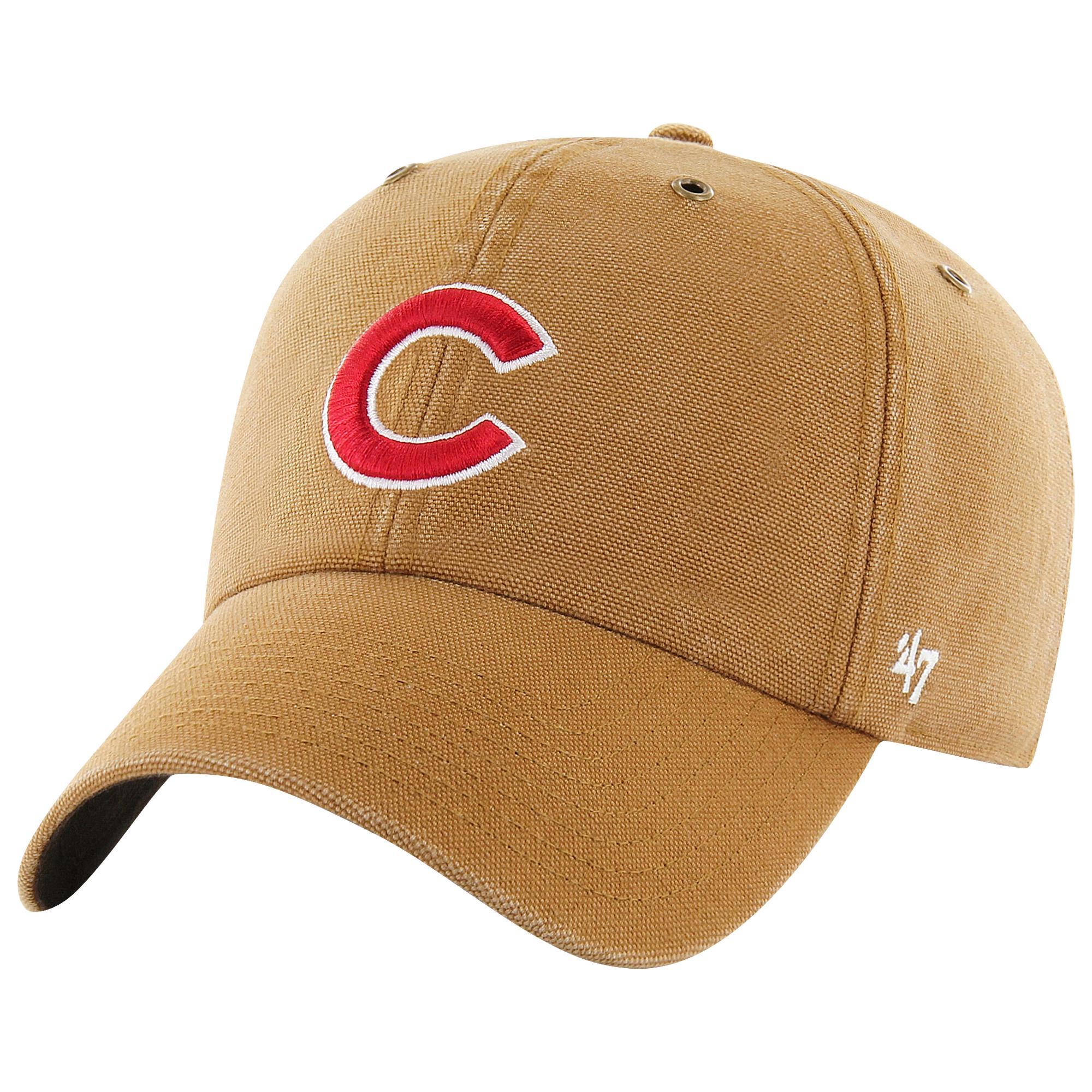 cheap for discount 9e4fc 208de 47 Brand. Men s Chicago Cubs Mlb X Carhartt Clean Up Cap