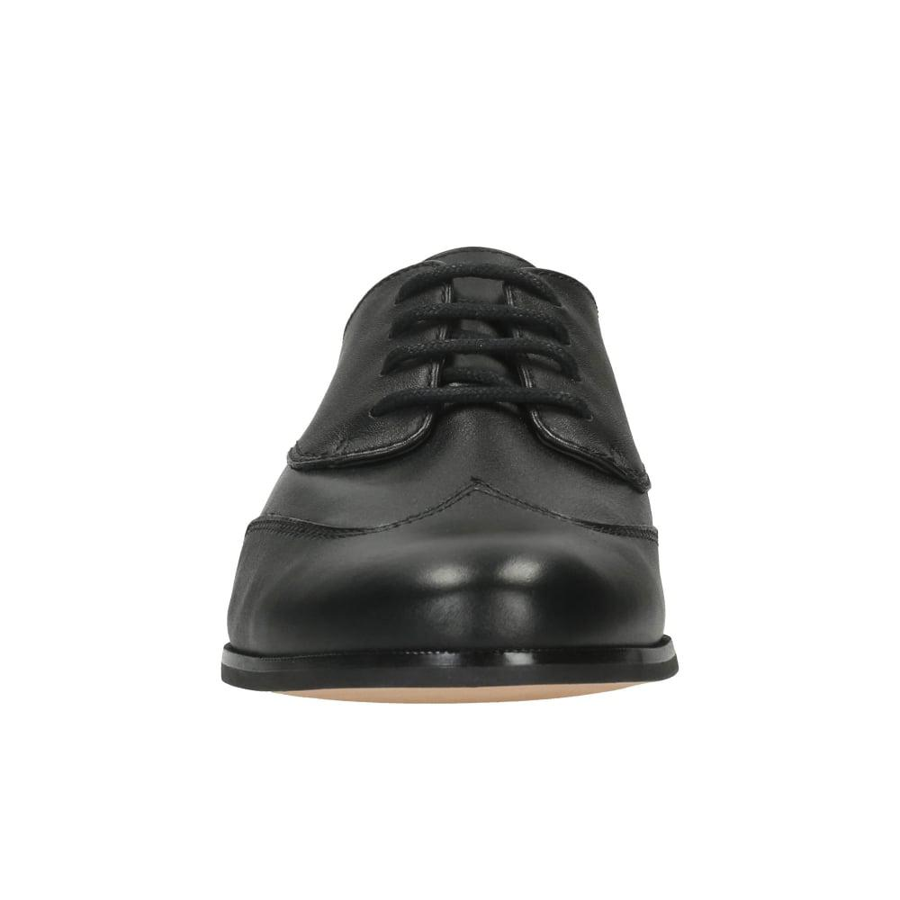 6f94433eb5a068 Clarks - Black Andora Trick Womens Casual Lace Up Shoes - Lyst. View  fullscreen