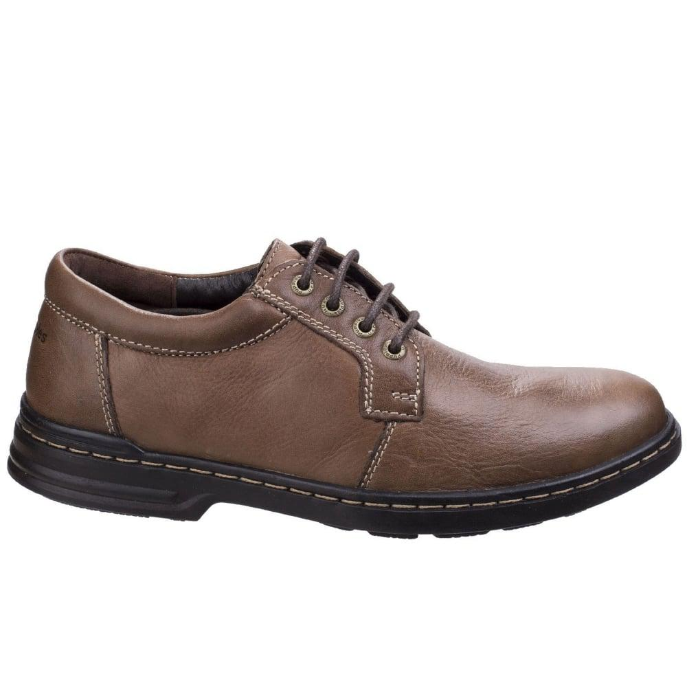 Brown leather 'George Hanston' lace up shoes online cheap find great cheap price sale classic buy cheap browse nKAfPc0riT