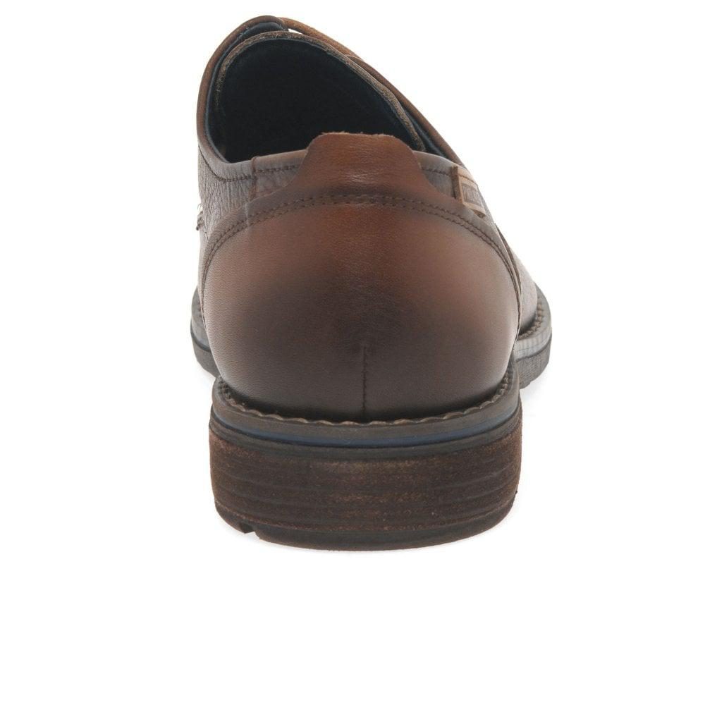 03855cffc80bc Pikolinos - York Mens Leather Lace Up Derby Shoes Men's Casual Shoes In  Brown for Men. View fullscreen