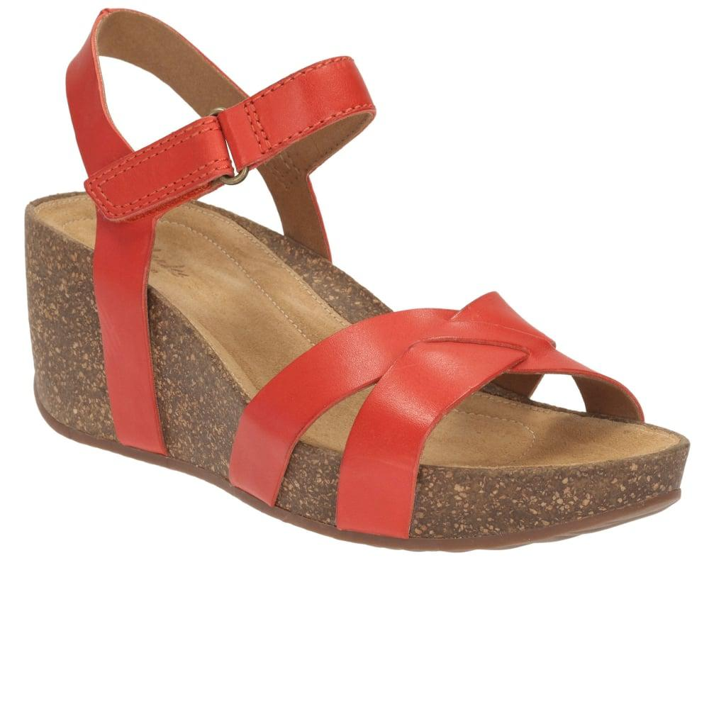 cb5c868c Gallery. Previously sold at: Charles Clinkard · Women's Marc Fisher Adalyn  Women's Wooden Wedge Shoes ...