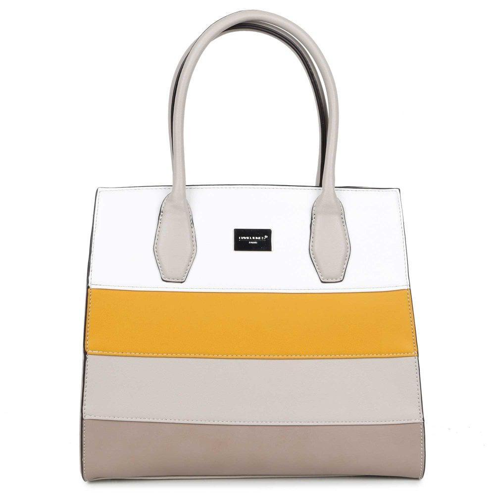 3843cab5144 David Jones Pier Womens Grab Bag in Gray - Lyst
