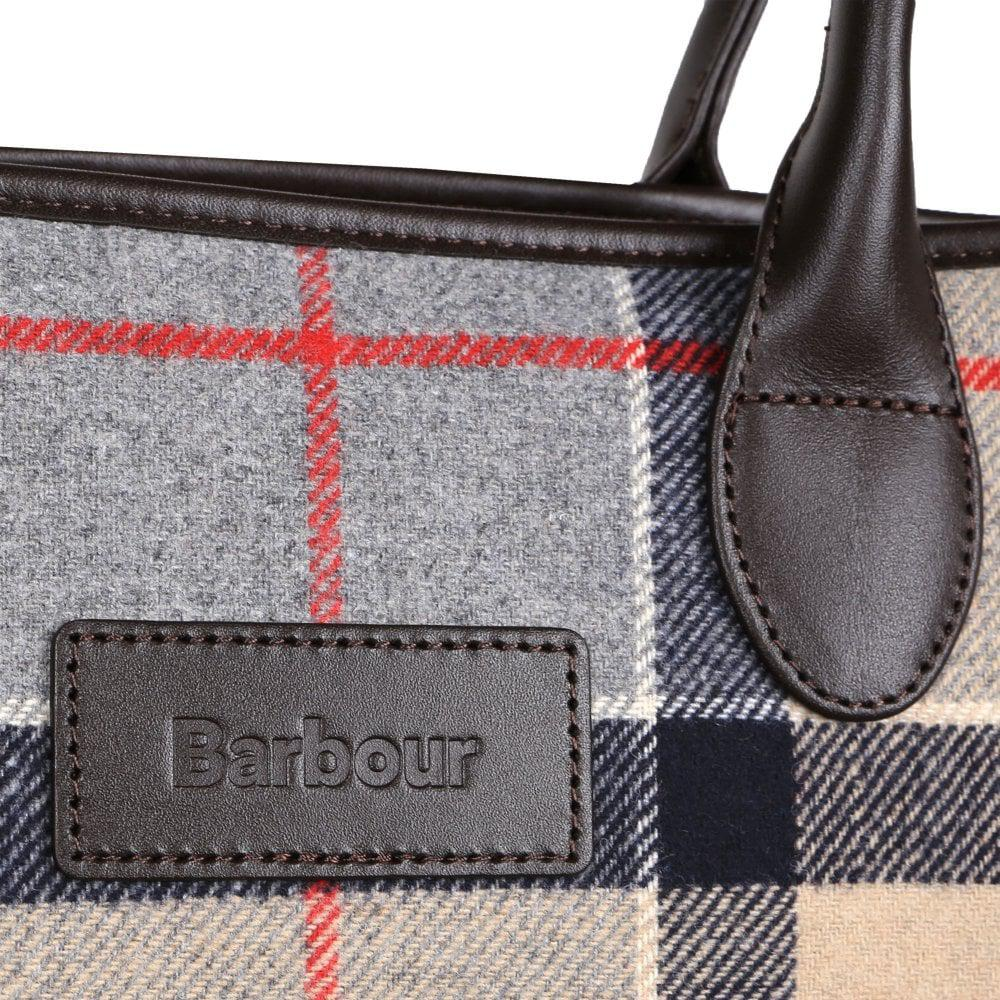 Barbour Multicolor Dee Tartan Womens Shoulder Bag Lyst View Fullscreen