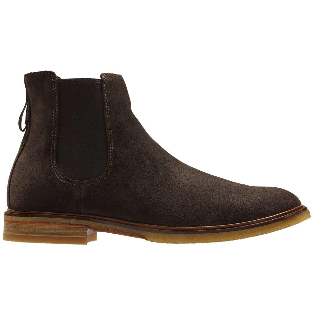 ab6439a99a7229 Clarks - Brown Clarkdale Gobi Mens Boots for Men - Lyst. View fullscreen
