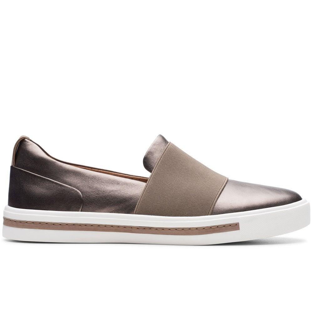 1b53c25ce0 Clarks Un Maui Step Womens Slip On Sports Shoes - Lyst