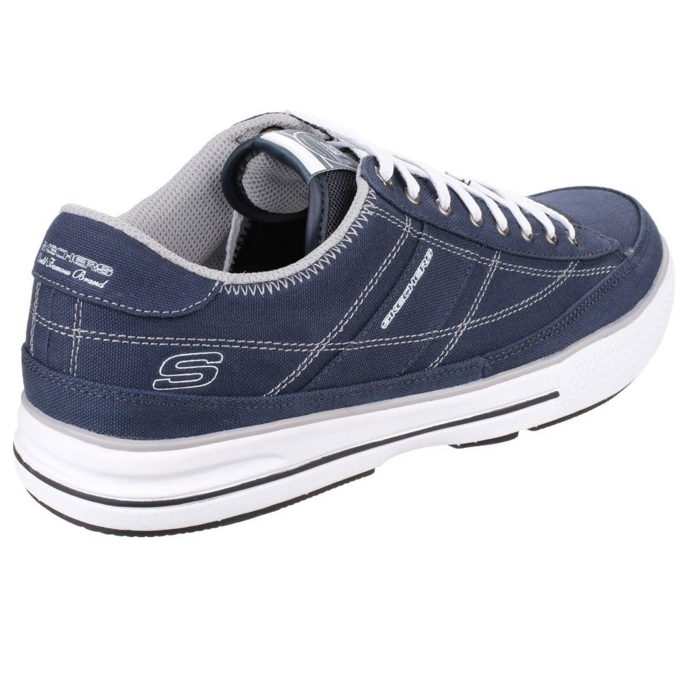 b2fe63cae6af Skechers Arcade Chat Mens Casual Shoes in Blue for Men - Lyst