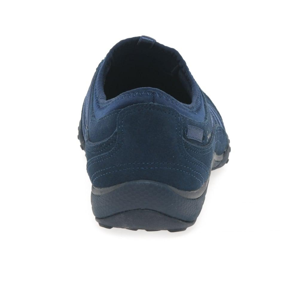 1eb983ad02f6 ... Breathe Easy Money Bags Womens Casual Sports Trainers - Lyst. View  fullscreen