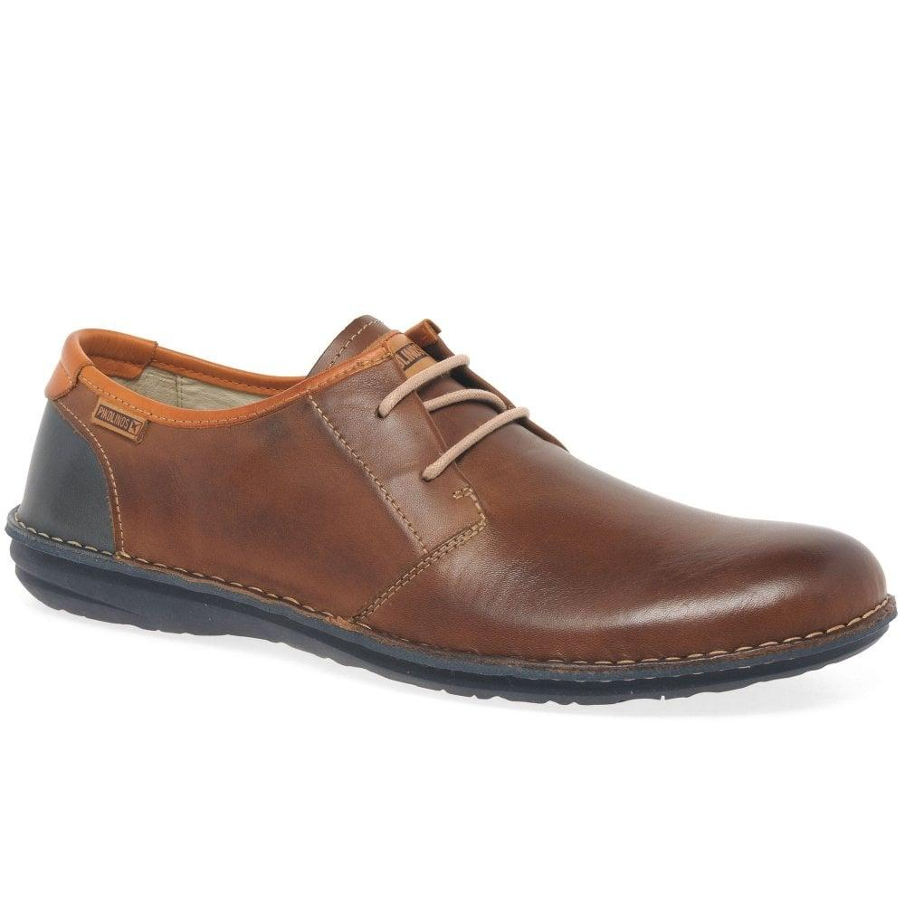 8ceb4f555cc73 Lyst - Pikolinos Chilean Lace Mens Casual Shoes in Brown for Men