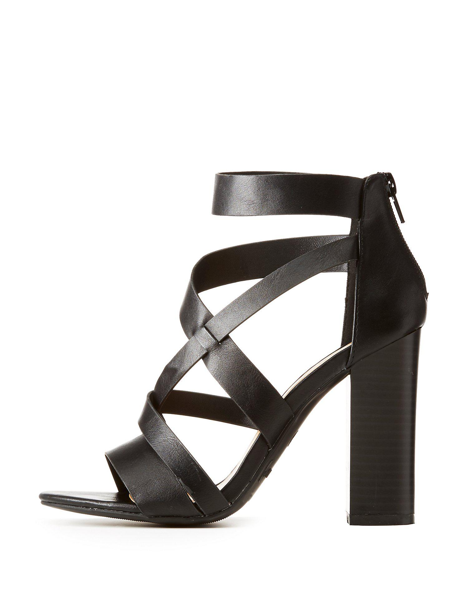 Yoshi Leather Dress Sandals vWML13EG2c