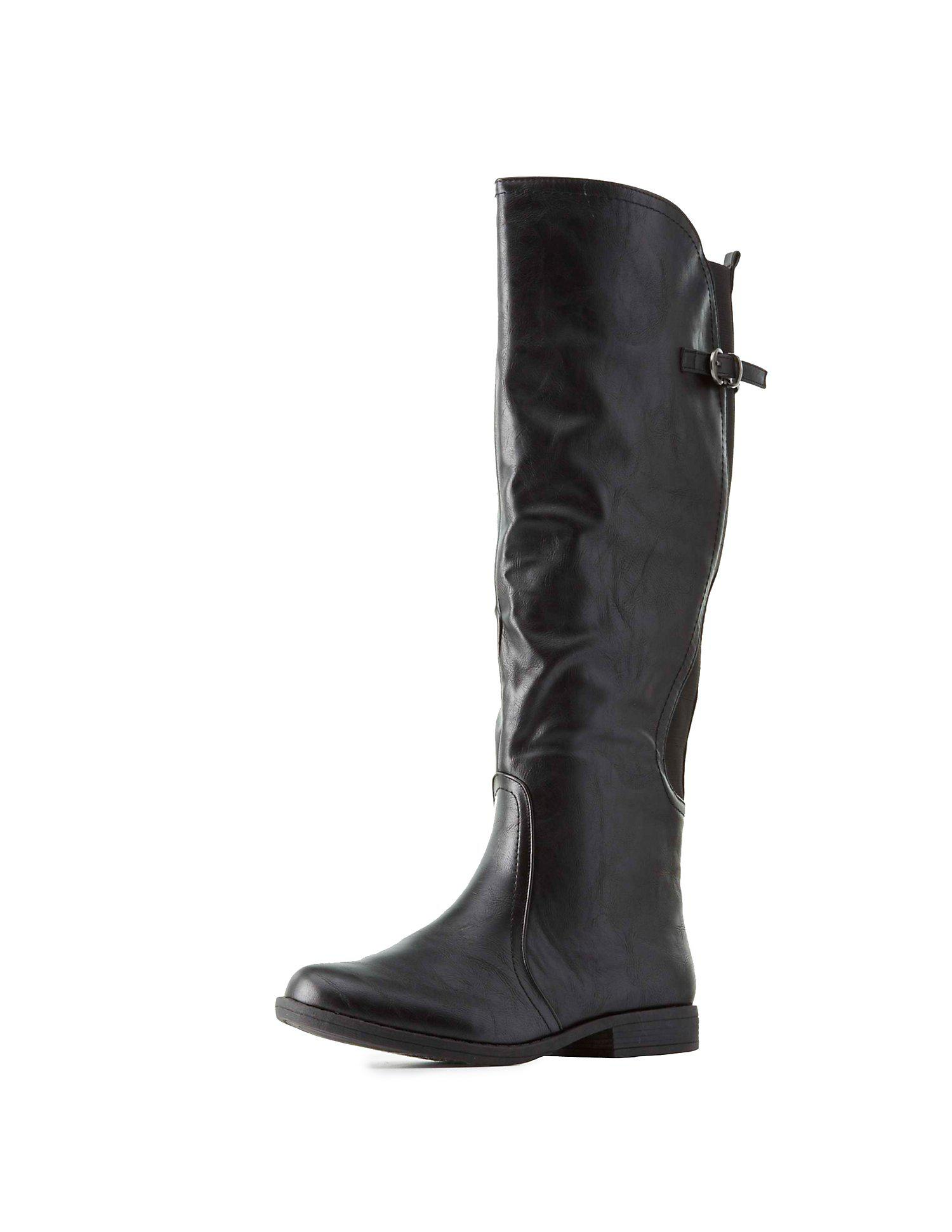 a7acd27bb97c53 Gallery. Previously sold at  Charlotte Russe · Women s Riding Boots