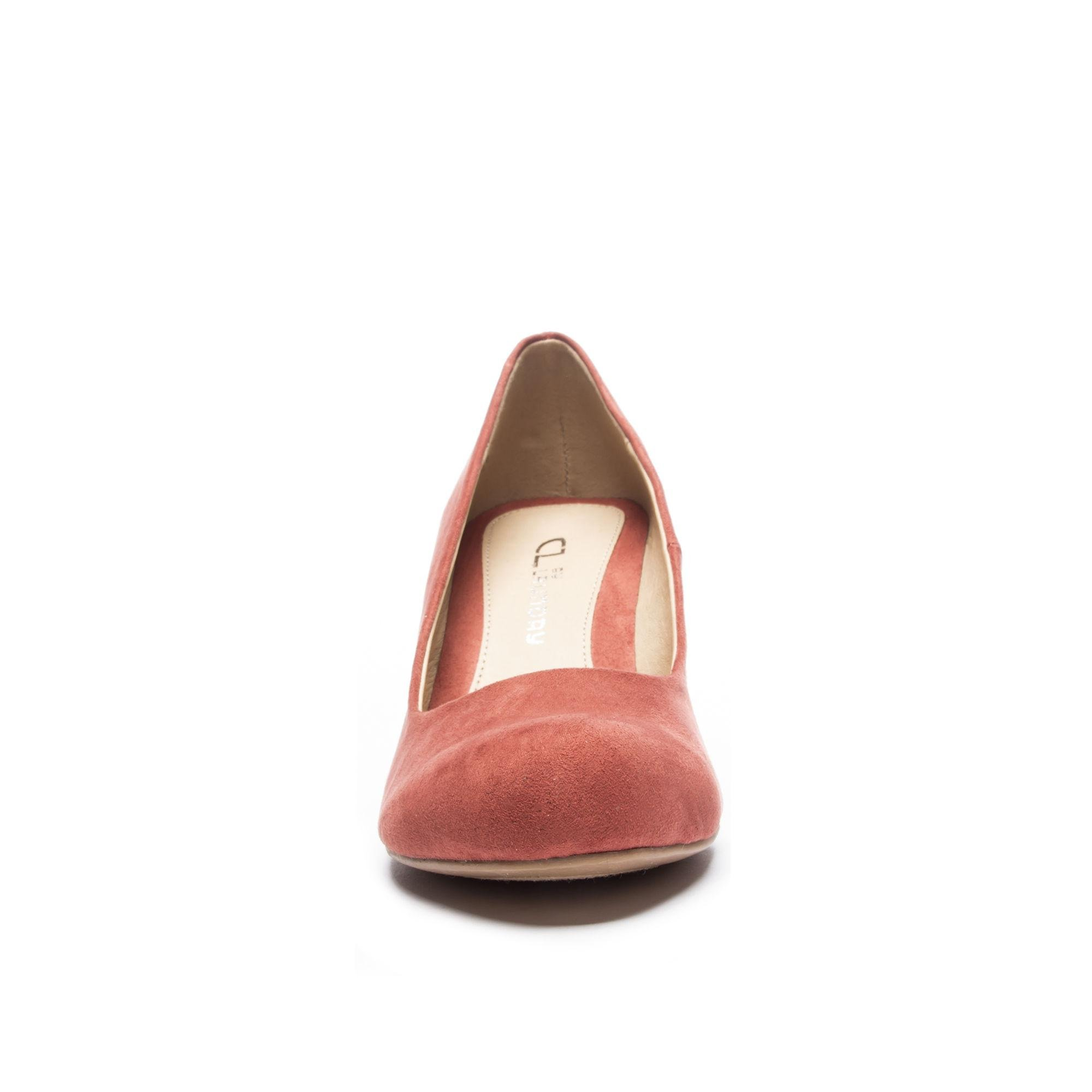 dd1f997cd09 Lyst - Chinese Laundry Nima Wedge Pump in Red