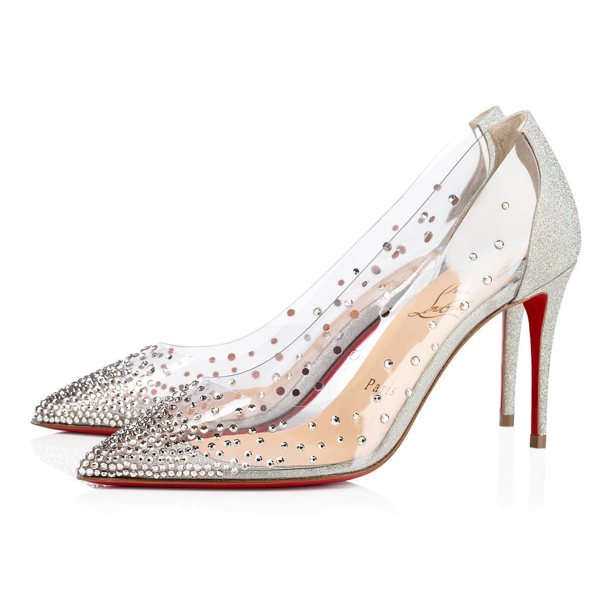 795be15172b5 Christian Louboutin. Women s Degrastrass Pvc