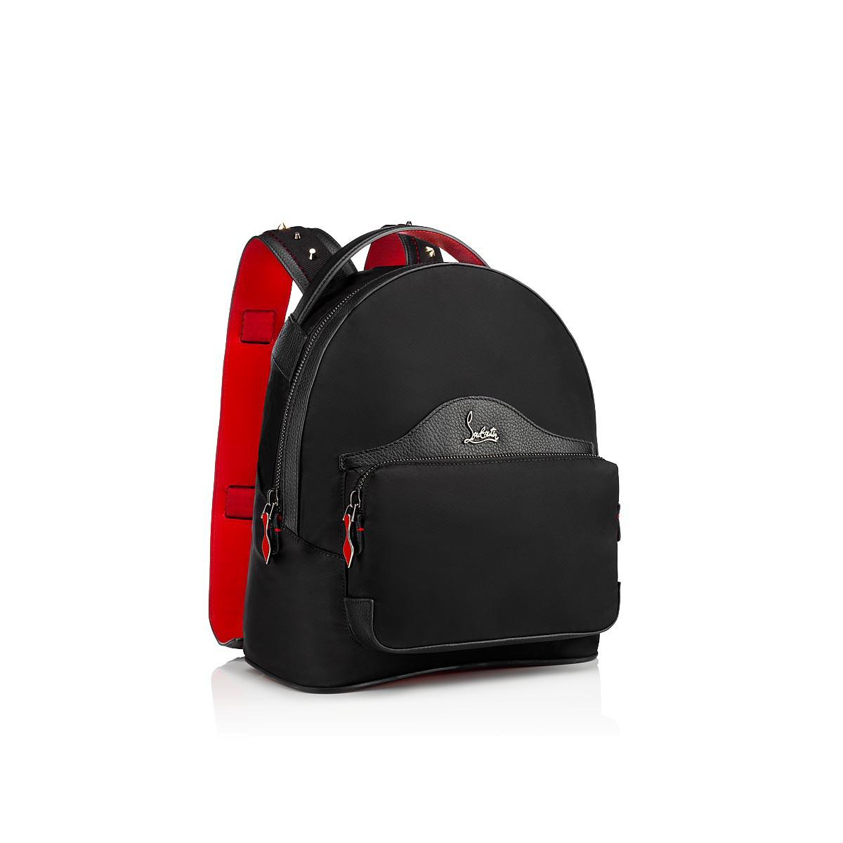f6af3596ae8 Lyst - Christian Louboutin Backloubi Small Backpack Black Nylon in Black