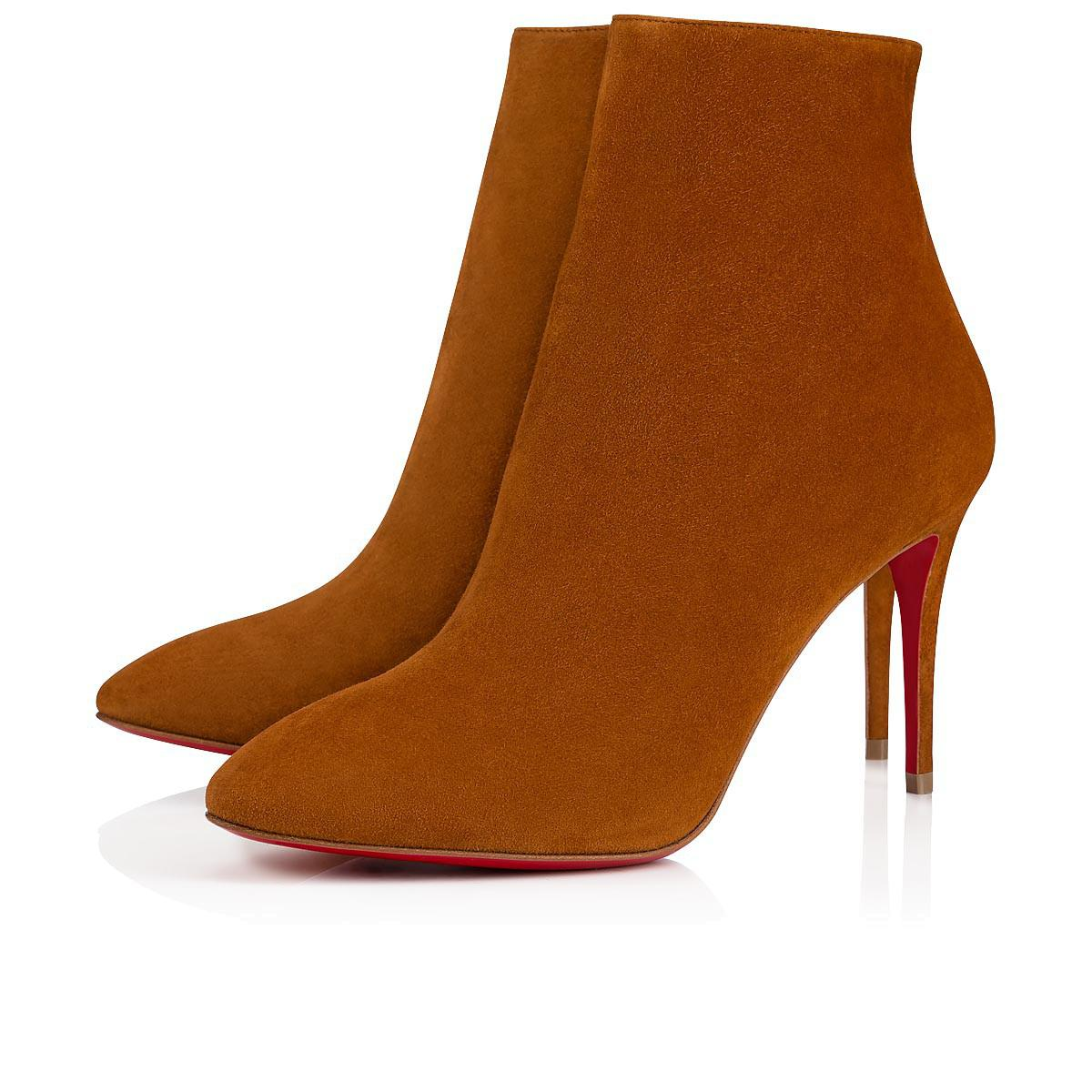 8d20b4a45ab Lyst - Christian Louboutin Eloise Booty in Brown