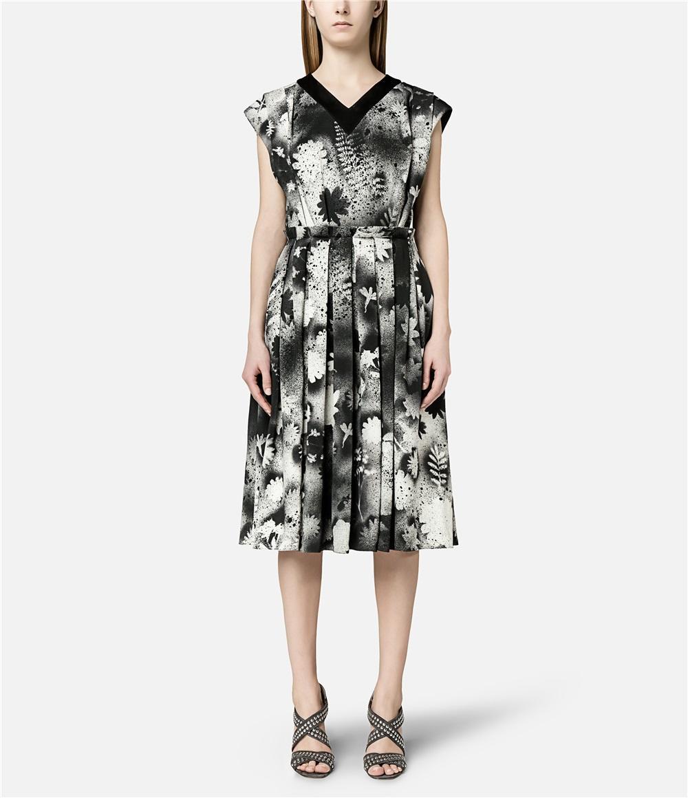 gathered waist dress - Black Christopher Kane fO0BEdJfX