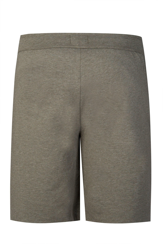 82aeb40b1 BOSS - Gray Hugo Identity Khaki Shorts for Men - Lyst. View fullscreen