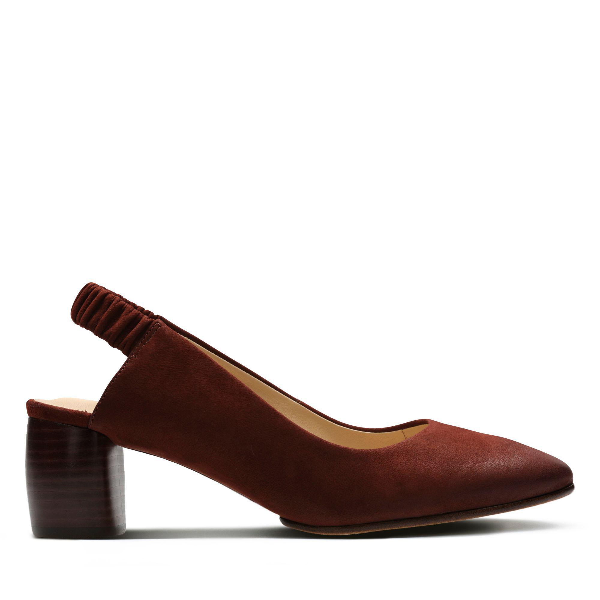 ClarksGRACE NINA - Classic heels - aubergine a80lW6saR