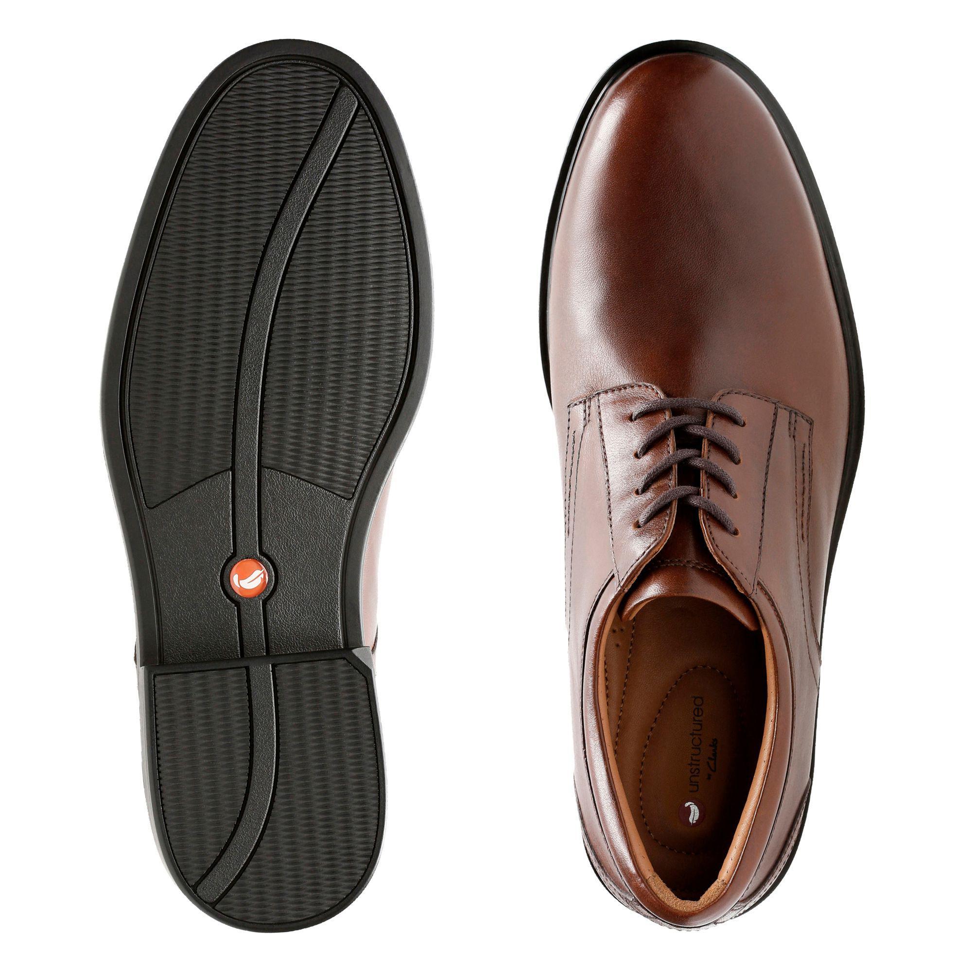 4792c1ccad4 Lyst - Clarks Un Aldric Lace in Brown for Men