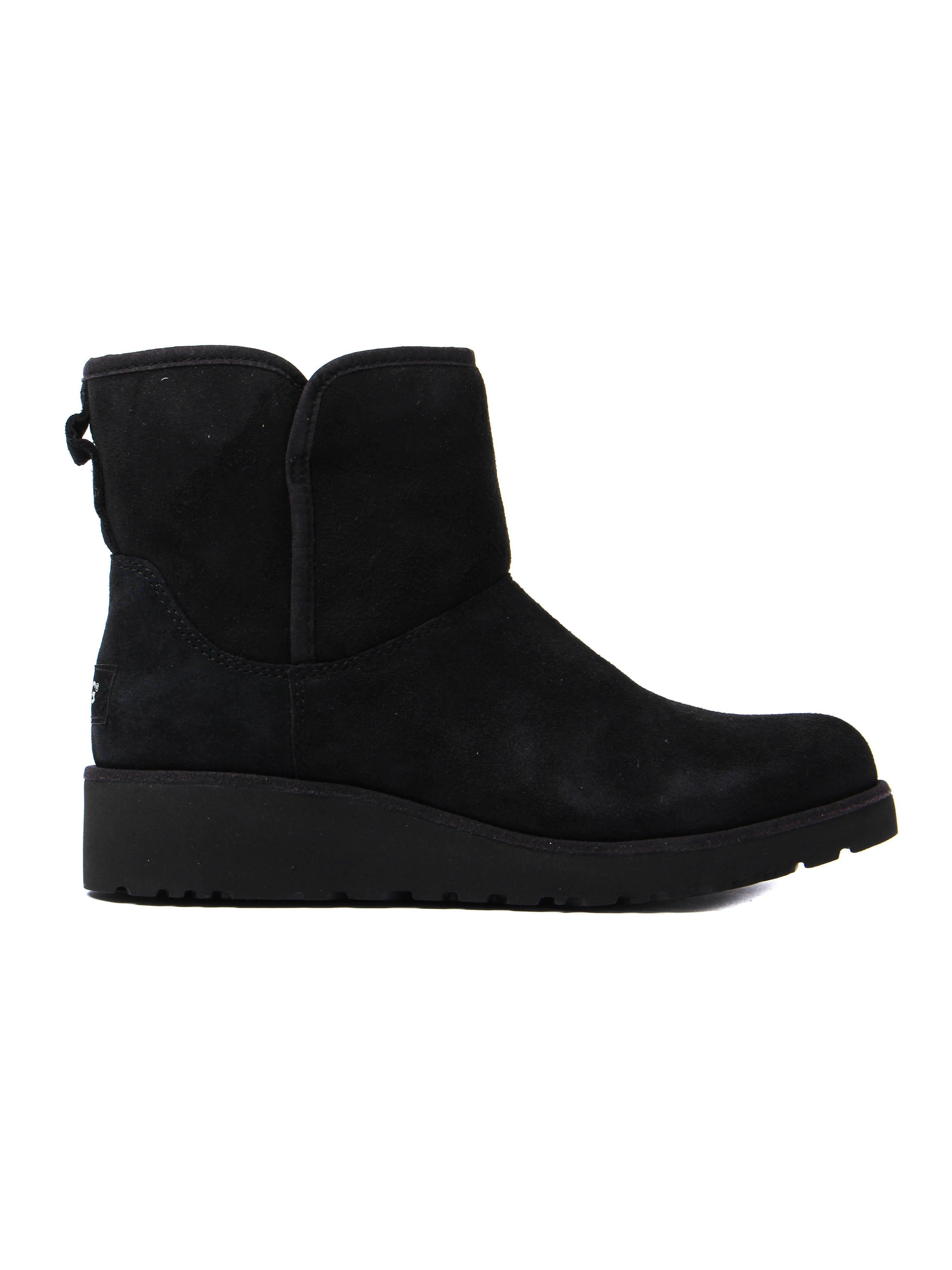 c77772c8384 Ugg Kristin Boots in Black | Lyst