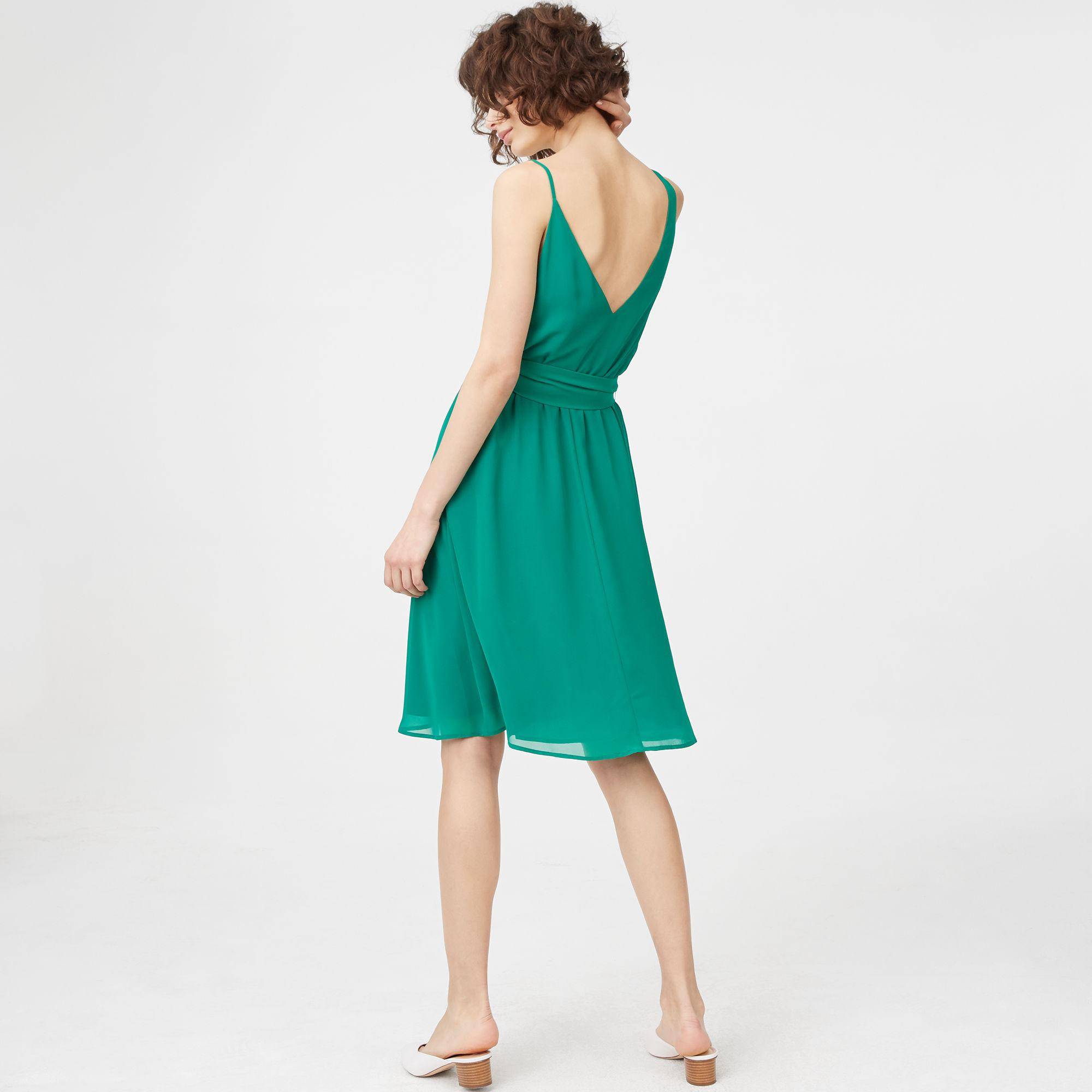 Lyst - Club Monaco Nahala Dress in Green