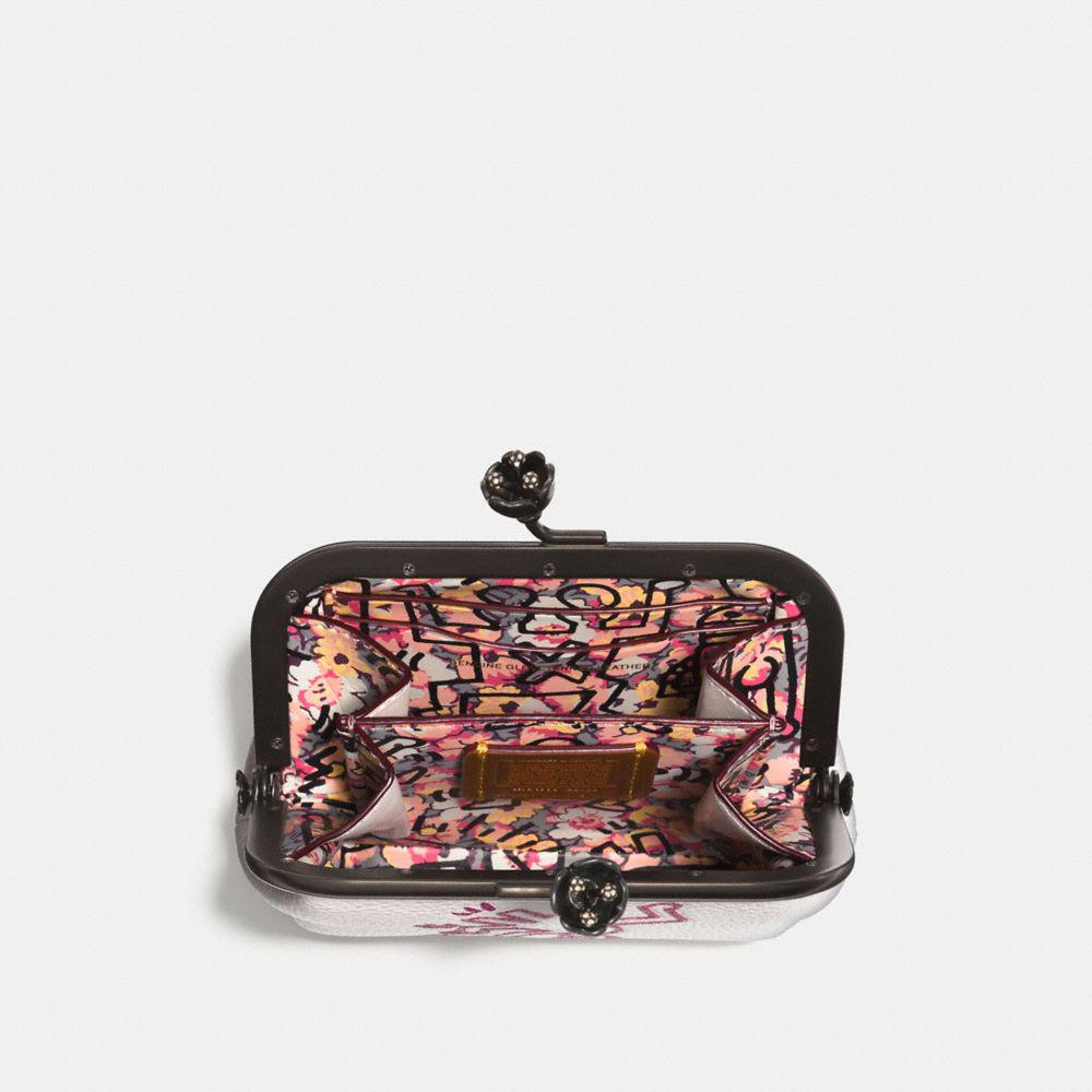 Lyst - Coach X Keith Haring Frame Pouch