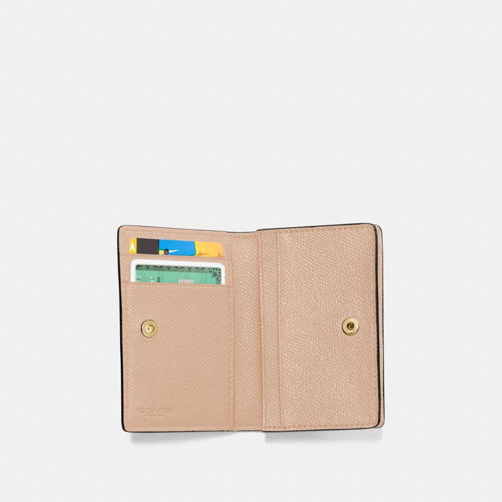 Lyst coach business card case coach multicolor business card case lyst view fullscreen colourmoves