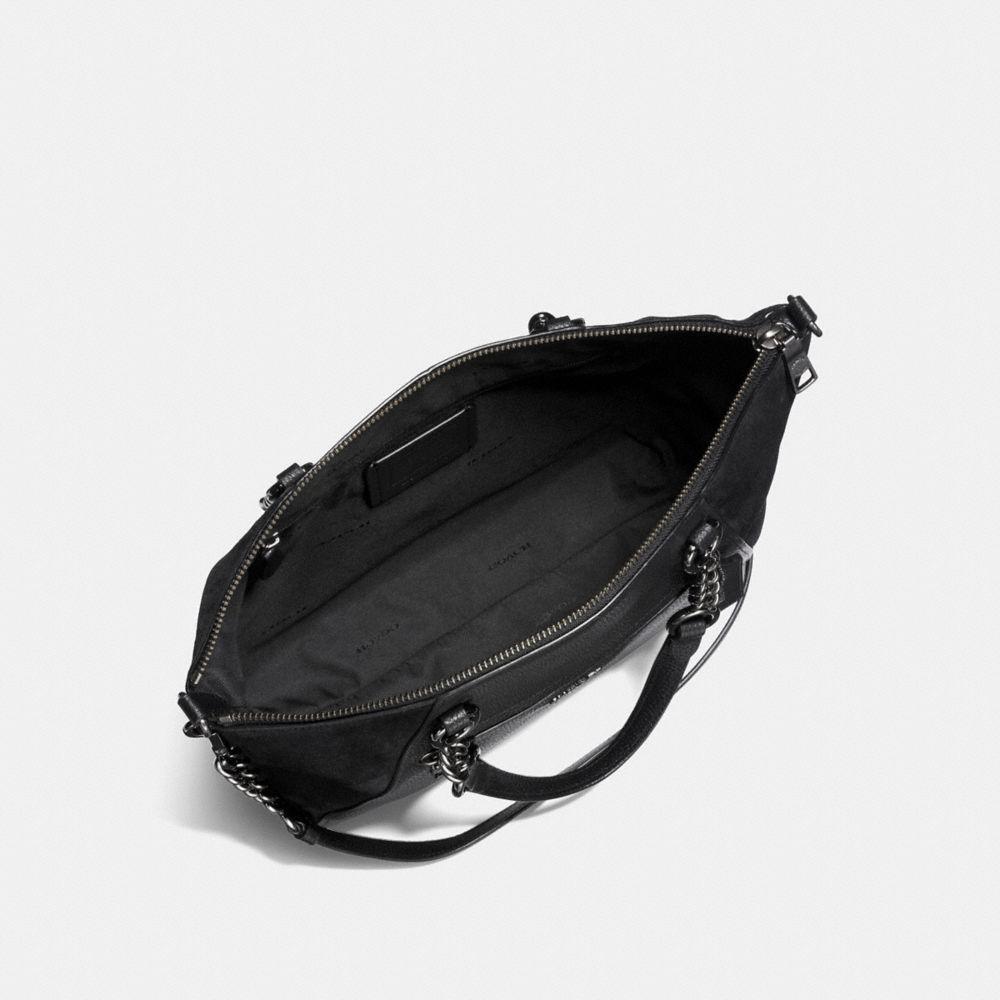 Elizabeth Bags Lusyani Tote Black Spec Dan Daftar Harga Terbaru Bag Madeline Putih