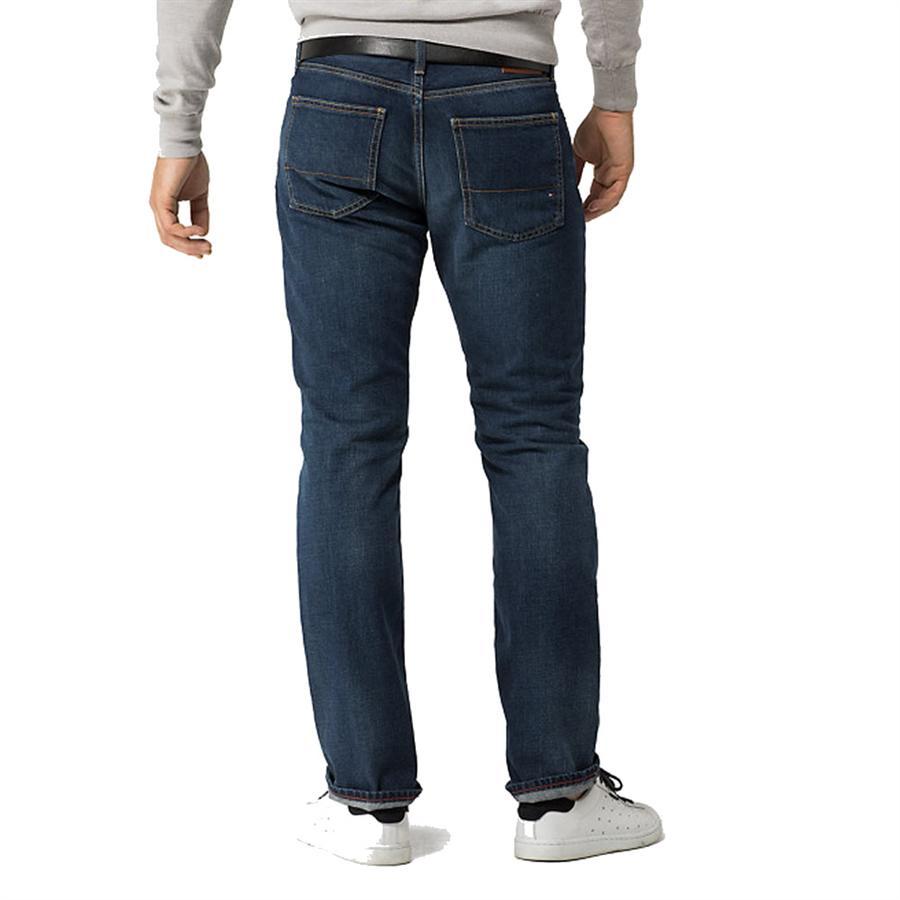 c80c3e09 Tommy Hilfiger - Blue Mercer Regular Fit Jeans for Men - Lyst. View  fullscreen