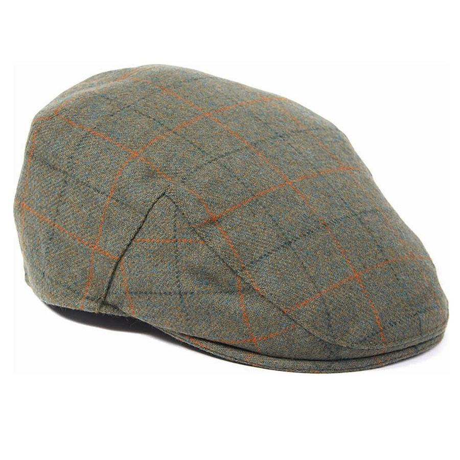 7ce2abe1e91 Lyst - Barbour Crieff Cap in Green for Men