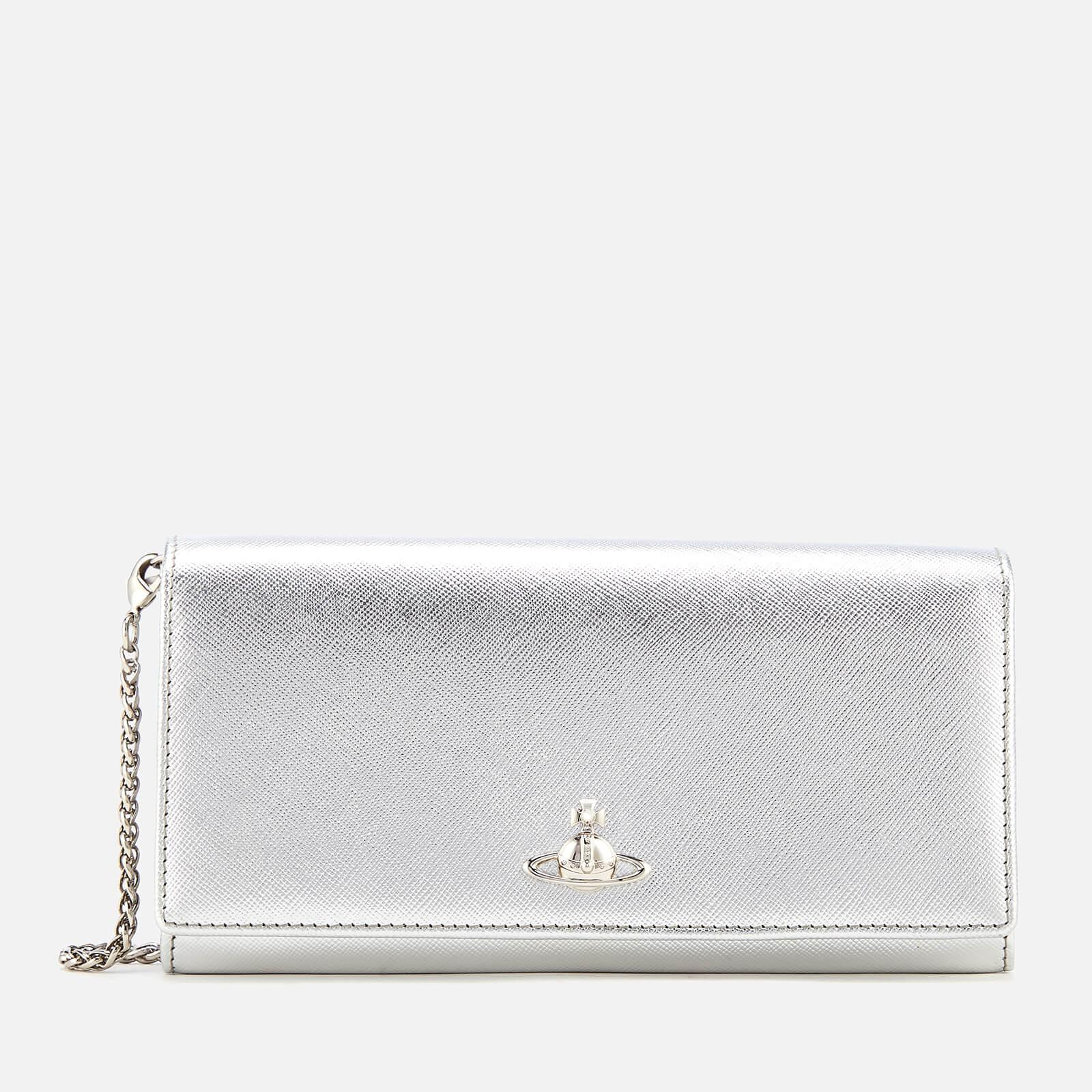 c5d5879abad1 Lyst - Vivienne Westwood Pimlico Long Wallet With Chain