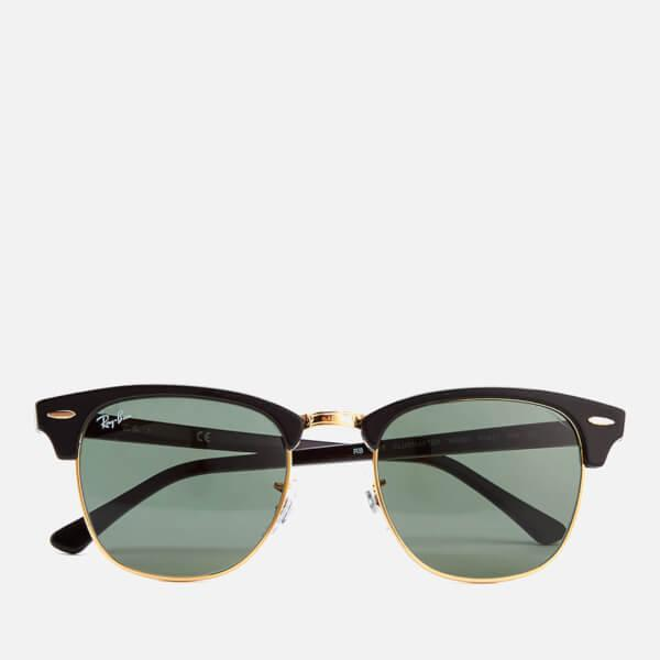 66a5f11e01ea4 Gallery. Previously sold at  Coggles · Women s Ray Ban Clubmaster Women s Clubmaster  Sunglasses ...