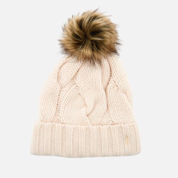 c6701b25a27 Lyst - Polo Ralph Lauren Women s Rope Hat in Natural