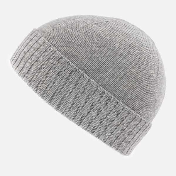 dcaea50f Polo Ralph Lauren - Gray Merino Beanie for Men - Lyst. View fullscreen