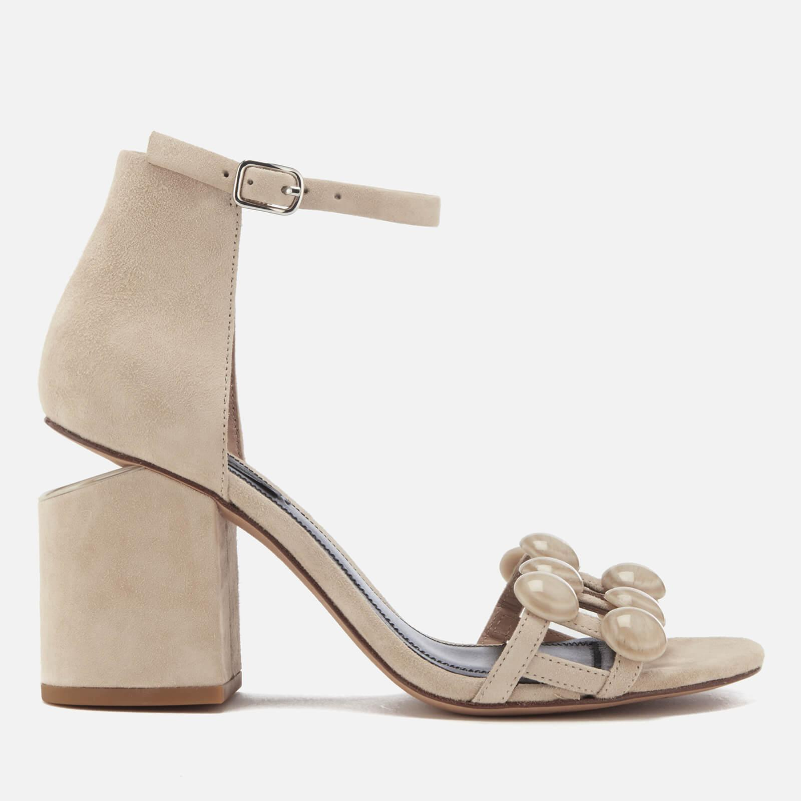 1ca5af733eac Alexander Wang. Women s Abby Suede Heeled Sandals