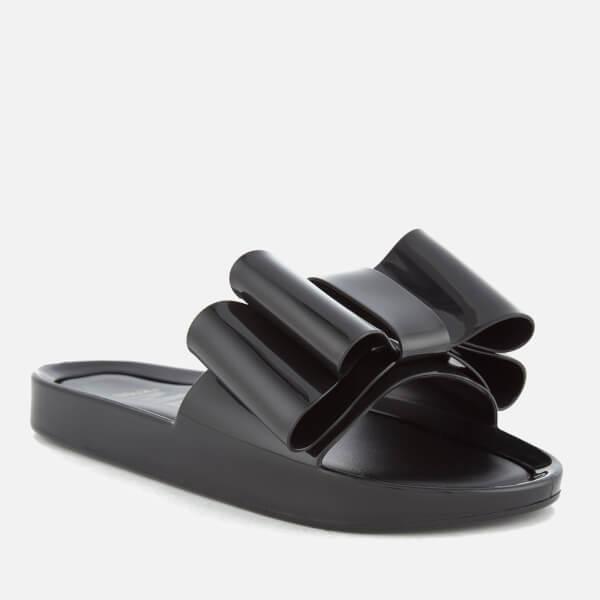 958db5aa63ffa Lyst - Melissa Women s Beach Slide Bow 18 Sandals in Black