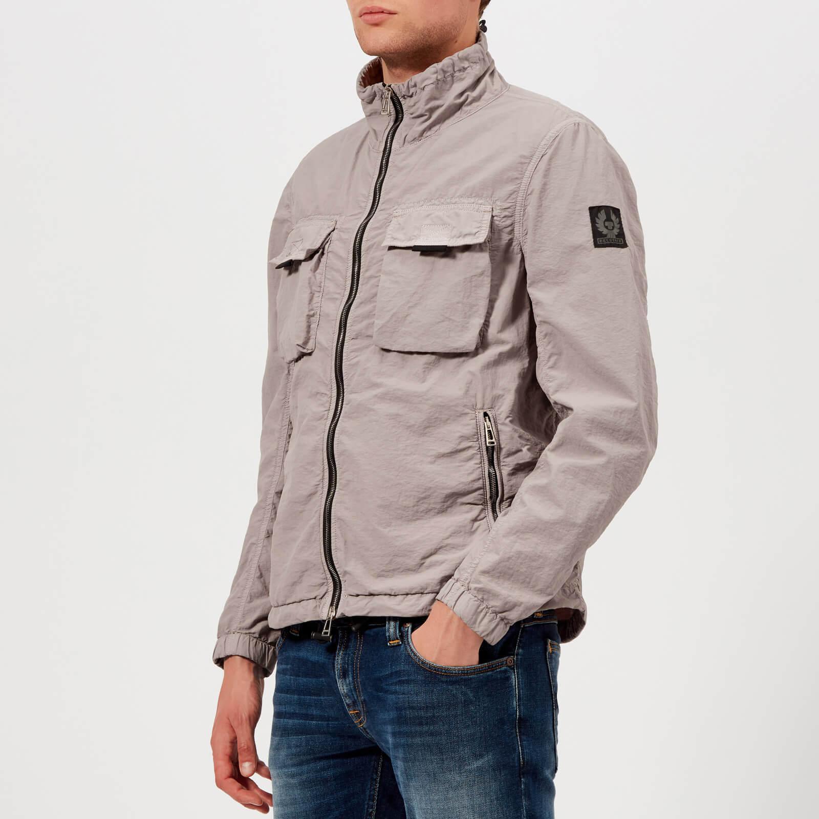 c82099ad3d9b Belstaff Pendeen Jacket in Pink for Men - Lyst