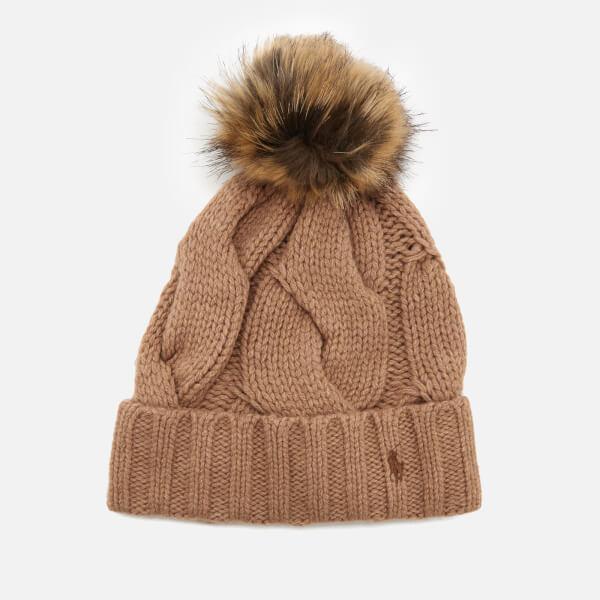 6e2e05b7c0b Lyst - Polo Ralph Lauren Women s Rope Hat