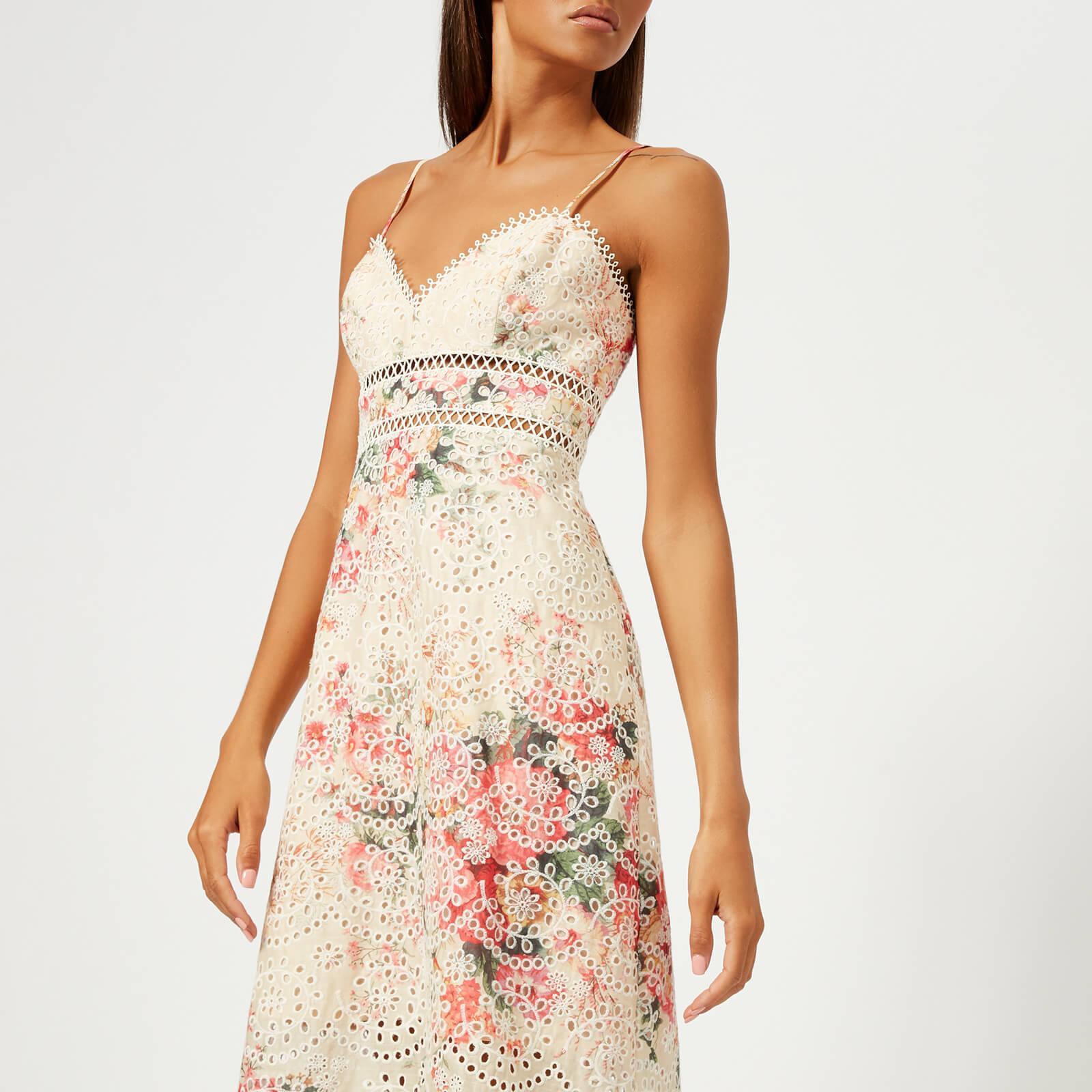 344308d331ea74 Zimmermann - Multicolor Laelia Diamond Bralette Dress - Lyst. View  fullscreen