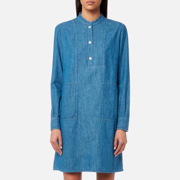 Saffron dress - Blue A.P.C. Outlet Order VnMdS