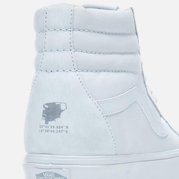 f017ca5862 Lyst - Vans X Rains Men s Sk8hi Reissue Lite Trainers in White for Men