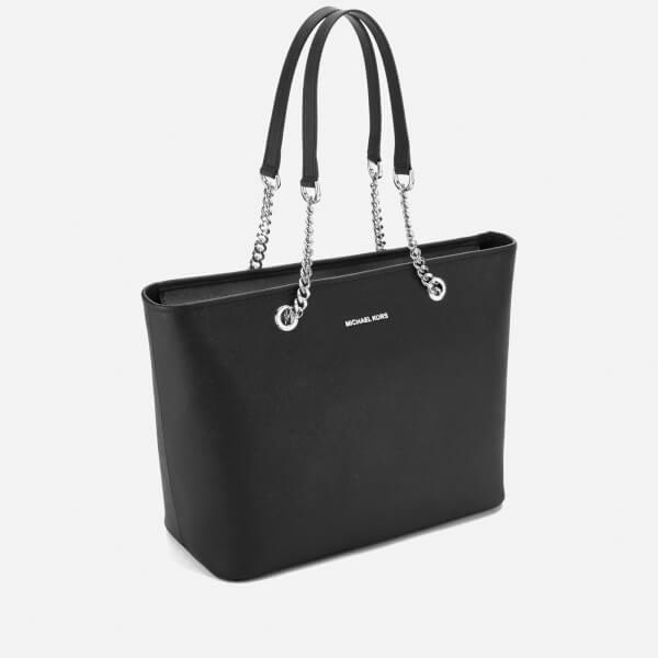 17b67222ef8cc MICHAEL Michael Kors Jet Set Travel Chain Top Zip Tote Bag - Lyst