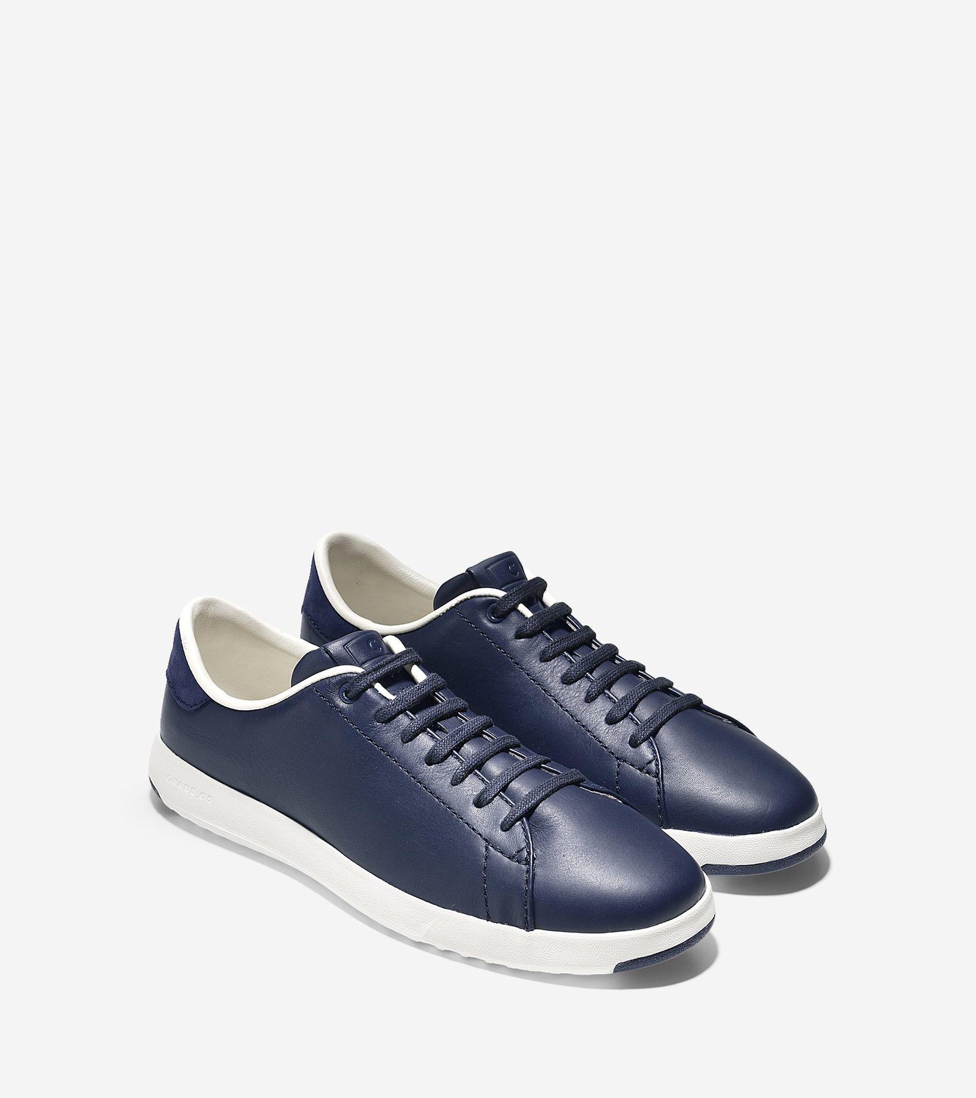 cole haan s grandpr 248 tennis sneaker in blue lyst