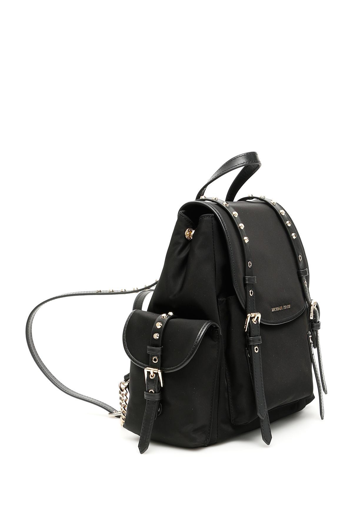 d2aad0441cb1 MICHAEL Michael Kors Leila Backpack in Black - Lyst