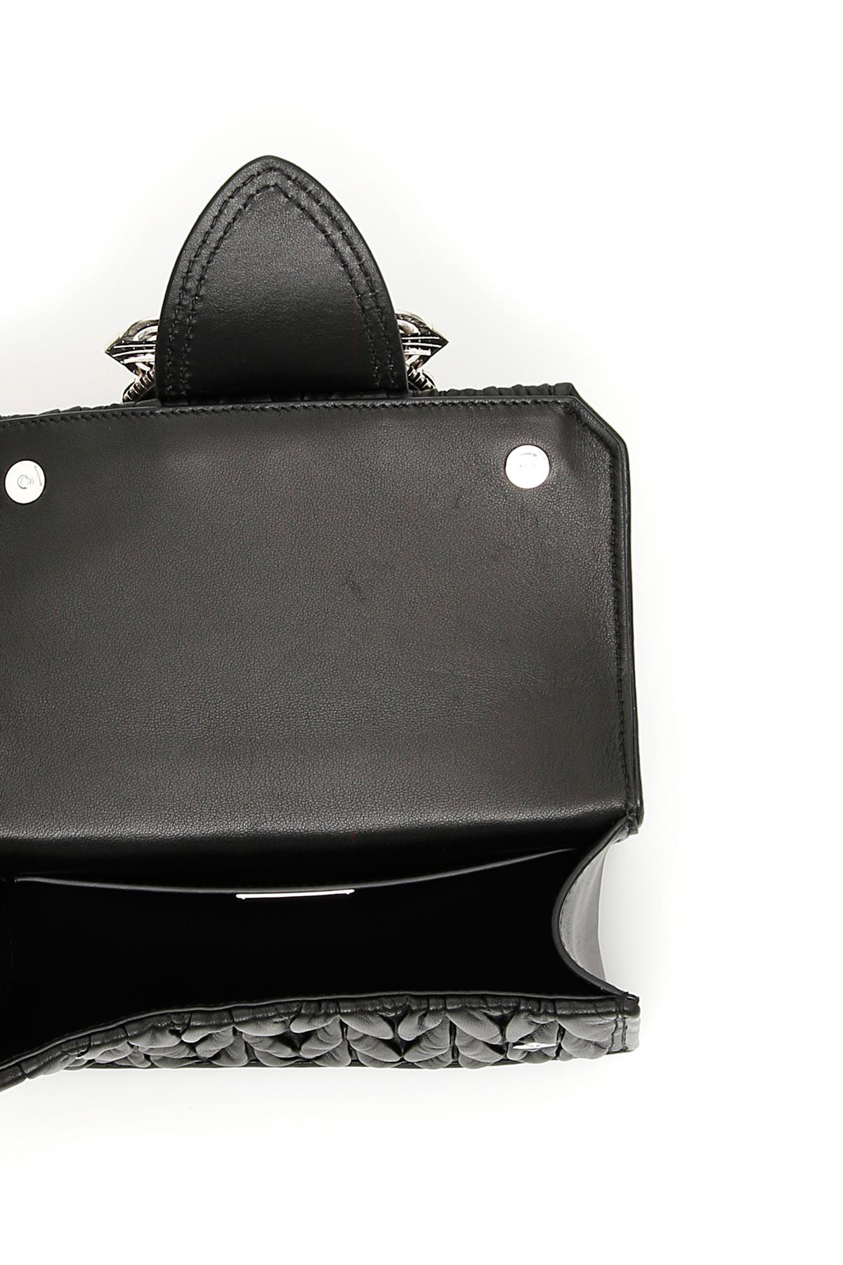 f8b80d96b916 ... Miu Lady Crossbody Bag - Lyst. View fullscreen