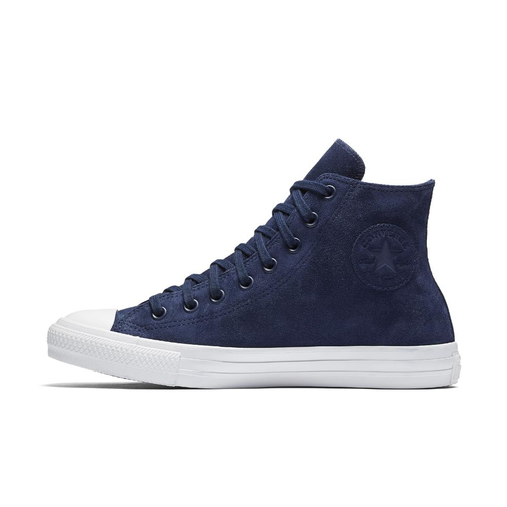 c0a488a0ed33 Lyst - Converse Chuck Taylor All Star Water Resistant Suede High Top ...