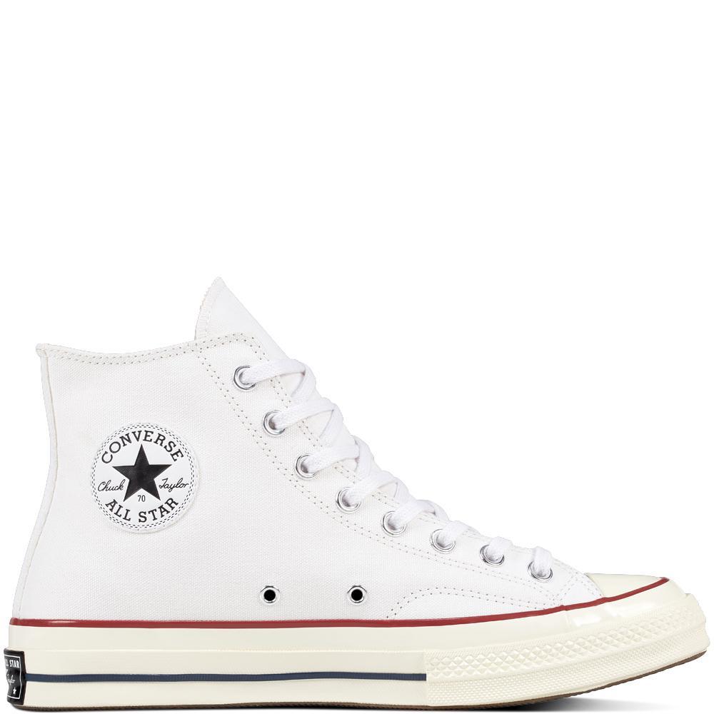 6830f07db4b2b2 Converse Chuck 70 Classic High Top in White - Lyst