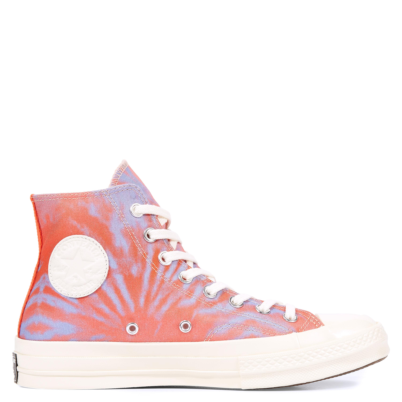 133aee869d8d Converse Chuck 70 Tie Dye in Pink - Lyst