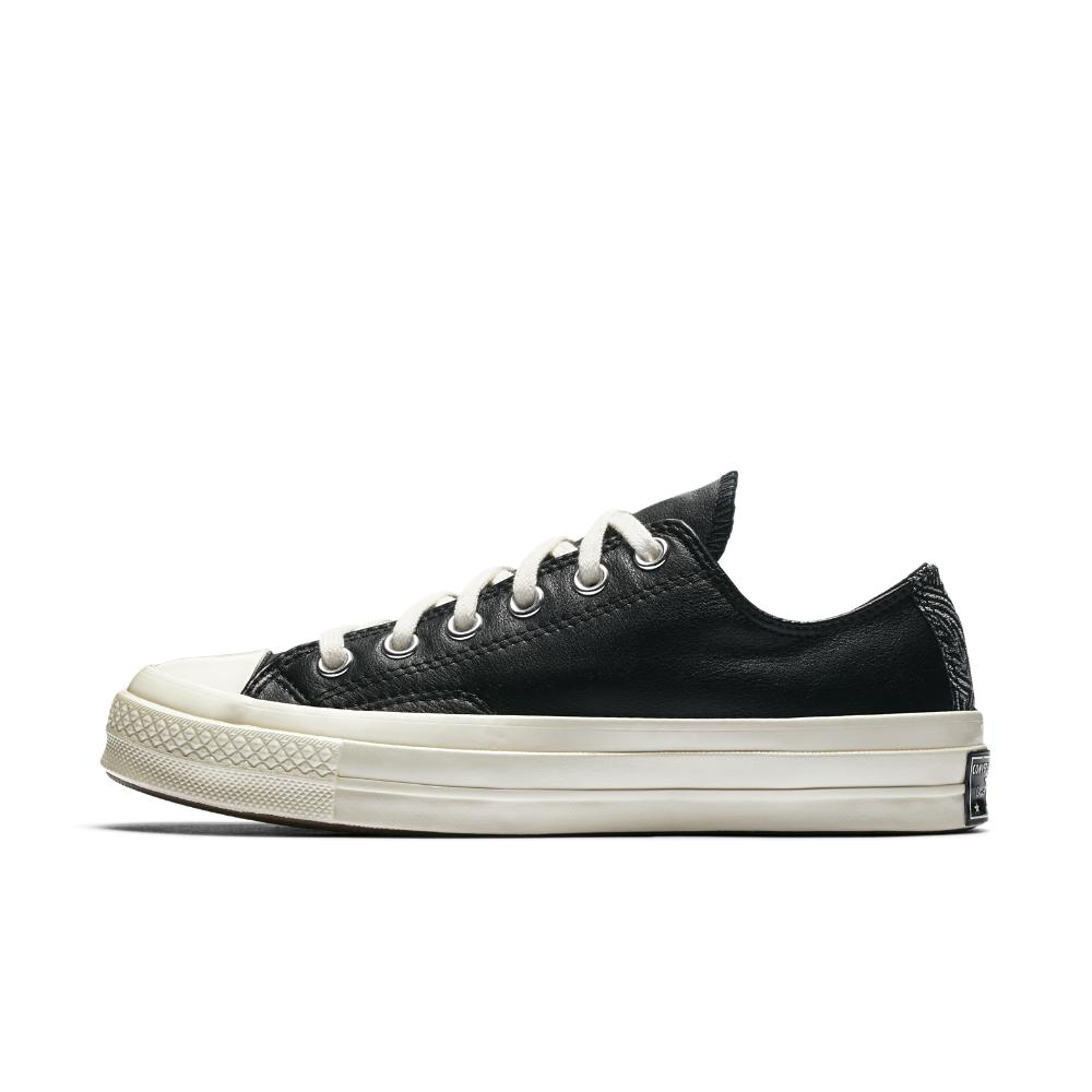 33bd7685d2ae86 Lyst - Converse Chuck Taylor All Star  70 Leather And Tapestry Low ...