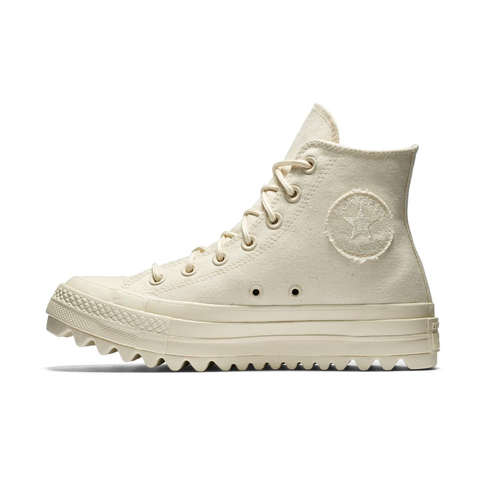 596d32eac4b Converse Chuck Taylor All Star Lift Ripple Canvas High Top Women's ...
