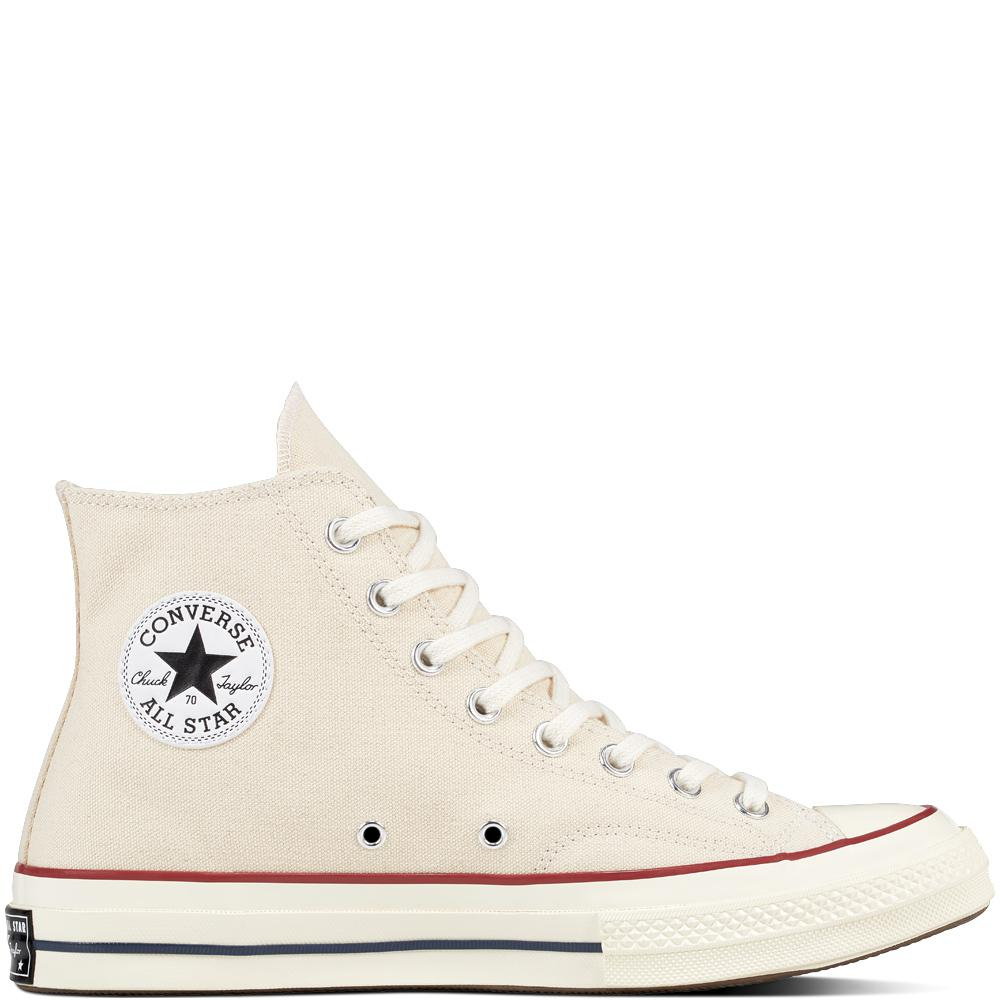 59b8184a6 Converse Chuck 70 Classic High Top in White for Men - Lyst